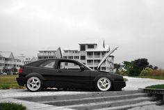 corrado. Out of all the cars I've owned, this was a blast to drive.