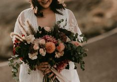 Kwaaymii Point Elopement in the California Sunset