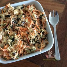 Salpicçao Chicken Salad, Caramel Apples, Carne, Entrees, Chicken Recipes, Side Dishes, Cabbage, Food And Drink, Low Carb