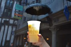 The Six Best Drinks, Snacks, & Food Items at DIAGON ALLEY -  # 1 – Tongue Tying Lemon Squash.  Click this pin for this great information from the TouringPlans blog. Learn how you can get a free TouringPlans subscription from http://www.buildabettermousetrip.com/free-touring-plans