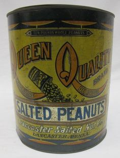 Queen Quality Salted Peanuts