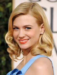 Old Hollywood Hair - Celebrities with Old Hollywood Hairstyles - Good Housekeeping