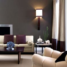 Living Room Paint top living room color palettes TAACQHC - Home Decor Ideas Living Room Paint, Living Room Colors, Living Room Grey, Living Room Designs, Living Room Decor, Dining Room, Bedroom Colors, Bedroom Ideas, Living Spaces