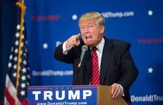 """Sie fliehen vor dem Bürgerkrieg, doch Donald Trump sieht in syrischen Flüchtlingen Terroristen. Der republikanische Präsidentschaftsanwärter sagt: """"Wenn ich gewinne, gehen sie zurück."""""""