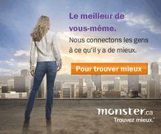 MONSTER CANADA  http://www.monster.ca