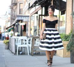 I CAN'T STOP WEARING STRIPES…. Oh and I really, really don't want to.