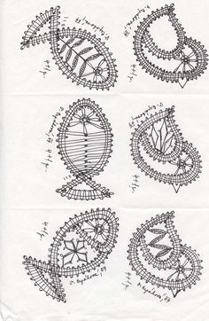 Lecture d& message - mail Orange Needle Tatting, Needle Lace, Bobbin Lace Patterns, Knitting Patterns, Embroidery Stitches, Hand Embroidery, Teneriffe, Bobbin Lacemaking, Lace Art