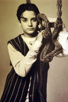 Elijah Wood  (Attractive in the way that he looks like a baby...)