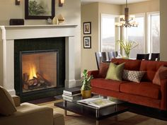 Let the Fireplace Experts at Fireside Hearth & Home help you choose your own Heatilator Heirloom Series Gas Fireplace. Direct Vent Gas Fireplace, Fireplace Inserts, Fireplace Design, Fireplace Mantels, Gas Fireplaces, Fireplace Ideas, Fireside Hearth And Home, Cottage Plan, Living Room Tv