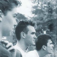 Craig Gannon, Morrissey, Mike Joyce and Johnny Marr: The Smiths in the US during The Queen is Dead tour, Morrissey Albums, Andy Rourke, Mike Joyce, How Soon Is Now, The Smiths Morrissey, The Queen Is Dead, Johnny Marr, Time In The World, Charming Man
