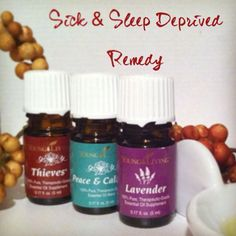 Best thing to use for sick/congested/coughing kids who can't get to sleep! My 1 year old was out within 5 minutes of this in the diffuser!!! Truly amazing.   Young Living distributor, contact me if you have any questions!