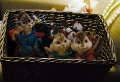 Alvin and the Chipmunks (2007).