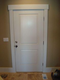 Lovely Square Style Door Trim Ideas Part 1 - Shaker Style Door Trim & DIY Simple Craftsman Shaker Window u0026 Door Trim by The DIY Mommy ...