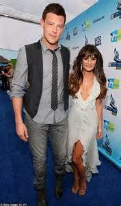 cory monteith and lea michele - Bing Images