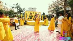 Haldi Ceremony Dance Ideas Choreographed by The ECDC Wedding Choreography Couple Wedding Dress, Pre Wedding Photoshoot, Wedding Outfits, Wedding Couples, Indian Wedding Songs, Desi Wedding Decor, Punjabi Wedding, Indian Weddings, Farm Wedding