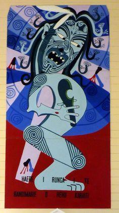 Maori Art, Jesus Christ, Playing Cards, Peace, Graphic Design, Contemporary, Illustration, Illustrations, Character Illustration