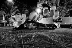 Balões vermelhos on tour - São Bento do Sapucai - agosto 2014