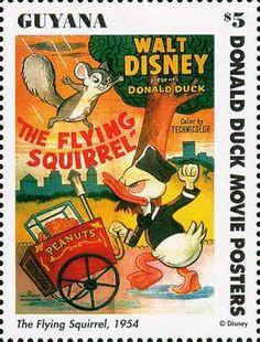 Walt Disney/'s Pluto /& his own Stamp