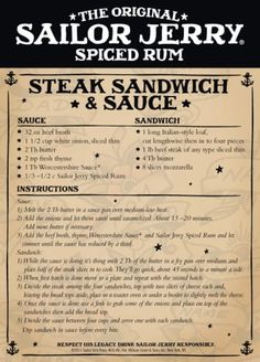 10 Delicious Recipes Made With Sailor Jerry Rum