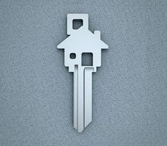 Do you have a hard time deciphering what key goes to your house when you pull your keys out and your key ring is filled with so many keys that you look like a janitor? The house shaped key is a k...