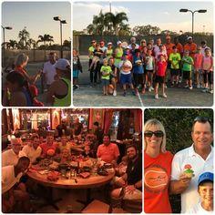Johan Kriek and his family & friends celebrated his birthday this afternoon at the academy with JKTA players and coaches. #JohanKriek #JohanKriekTennisAcademy #tennis  #tennislegend #happybirthday #PGANationalResortandSpa