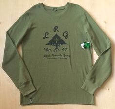 LRG Lifted Research Group Men's Thermal Size XL | eBay