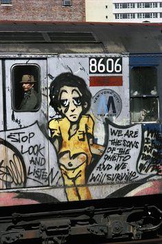 I graffiti di New York negli anni '70 e '80 - Il Post