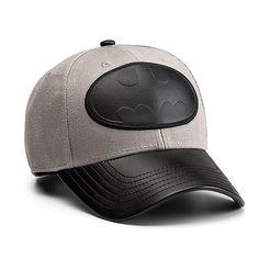 Batman Gray & Black Snapback Hat - $25 ⋆ Comic Book Gifts!