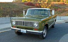 Time Warp Truck: 1973 International 1210 - http://barnfinds.com/time-warp-truck-1973-international-1210/