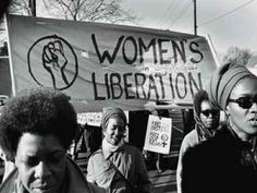 1969 - Black Feminists March in New York pinned for women's equality day