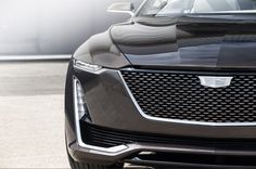 "The #Cadillac #Escala #Concept - from the Spanish word for ""scale"" – is a reflection of our design evolution. Immediately apparent are the sculpted exterior lines on its large frame, giving it the appearance of gliding down the road."