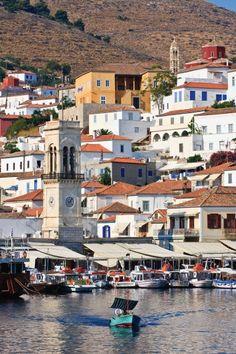 Hydra Island (Saronic), Greece