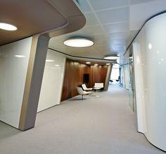 Inaugure Headquarters by YLAB Arquitectos, photo: Eugeni Pons