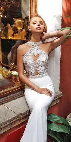 Julie Vino Wedding Dresses 2018 — Venice Collection ★ #bridalgown #weddingdress Tight Short Homecoming Dress 2019, Sexy Lace Strapless Cocktail Dress