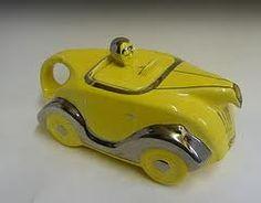 ceramic car