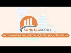 Verkaufsoffener Sonntag und Sonderevents - SonntagScout liefert die Übersicht