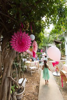 #coradorables pink & gold party  photo by : Simply Baby Photography