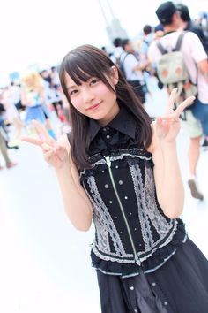 Japan, Cute Asian Girls, Manga, Lolita Dress, Daniel Wellington, Steampunk, Gothic, Kawaii, Cosplay
