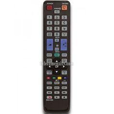BN59-00683A (TM1060) este o telecomanda cu aspect original de cea mai buna calitate folosita pentru televizoarele LED/LCD si plasma marca Samsung. Nu are nevoie de coduri pentru a functiona,telecomanda BN59-00683A TM1060 are nevoie doar de baterii pe care le puteti comanda impreuna cu telecomanda. Va recomandam sa folositi pentru telecomanda BN59-00683A TM1060 baterii alcaline.