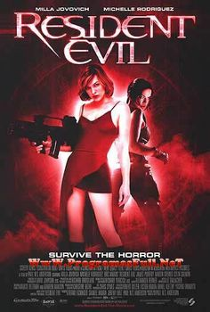 Resident evil, I could watch these over and over..