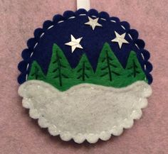 Best 12 Let It Snow Heart Ornament pattern. Cath's Pennies Designs – SkillOfKing. Felt Christmas Decorations, Christmas Ornaments To Make, Christmas Sewing, Christmas Embroidery, Christmas Projects, Handmade Christmas, Holiday Crafts, Christmas Felt Crafts, Embroidered Christmas Ornaments