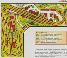 Märklinfan Club Italia N Scale Train Layout, Model Train Layouts, N Scale Model Trains, Scale Models, Train Ho, Model Railway Track Plans, Ho Trains, Train Tracks, Club
