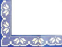 Thread Crochet, Filet Crochet, Crochet Lace, Knit Edge, Lace Border, Beautiful Crochet, Needlework, Crochet Patterns, Quilts