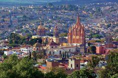 Onde Ficar em San Miguel de Allende #viagem #viajar