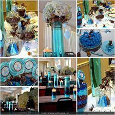 Baby Shower Candy Centerpieces | Fabulous Weddings U0026 Events: Tinau0027s Baby  Shower   Itu0027s A