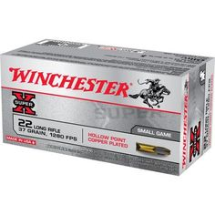 Winchester Super X Hi Velocity, 22G