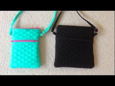 Malini Chandra's Quilted Cross-body Bag