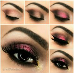 Make up➕More Pins Like This At FOSTERGINGER @ Pinterest✖️