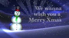 Feliz Navidad with  lyrics . . . y prospero Año Nuevo - Classical X Mas ...