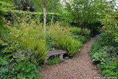 Сад Розмари Александер 'Sandhill Farm House Garden'